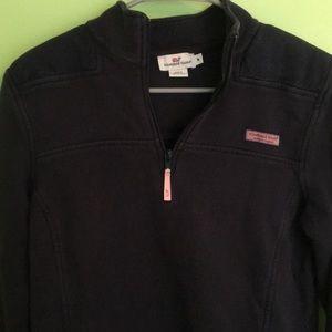 Vineyard Vines navy shep shirt